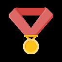 Médaille, étudiant en alternance
