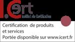 Logo de la certification ICERT